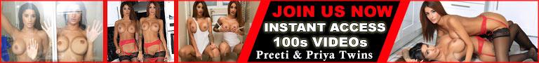 Preeti and Priya